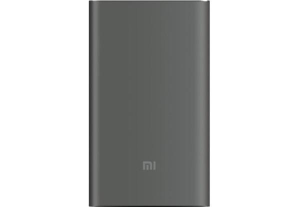Універсальна батарея Power Bank Xiaomi Mi Pro 10000mAh сірий