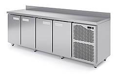 Морозильный четырехдверный стол СХН 4-70 (0...-18C)