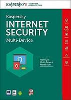 Kaspersky Internet Security все устройства 3 ПК 1 год электронная лицензия