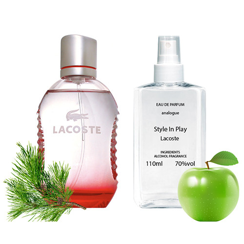 Lacoste Style In Play Парфумована вода 110 ml