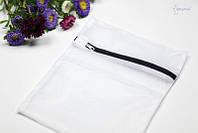 Мешочек для стирки многоразовых прокладок, чёрный СЛИНГОПАРК®, фото 1