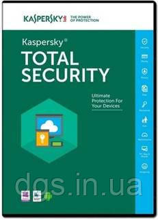 Kaspersky Total Security всі пристрої 2 ПК 1 рік електронна ліцензія, фото 2