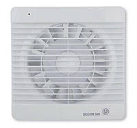 Вентилятор вытяжной Soler & Palau DECOR-300 S