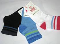 314 Шкарпетки дитячі р.22 Білий (ТМ Нова лінія)