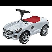 Детский автомобиль толкар Mercedes-AMG GT Ride-on car, Silver, артикул B66961999, фото 1