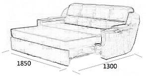 Прямой диван Меркурий, фото 3