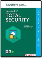 Kaspersky Total Security 2019 все устройства 2 ПК 1 год продление электронная лицензия