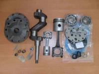 Детали компрессора ИФ 56, МВВ 4, МКВ 4