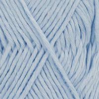 Летняя пряжа DROPS Cotton Light, цвет Ice Blue (08)