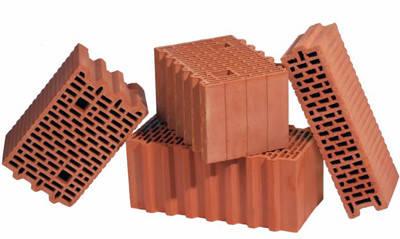 Достоинства кладки из керамических блоков