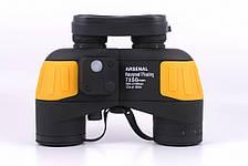 Бинокль Arsenal 7х50 Yellow, фото 2