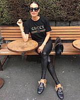 Женская футболка Cucci
