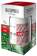 Восстановление после инфарктов, операций, гипертония, укрепление сосудов - Олеопрен КАРДИО-блистер