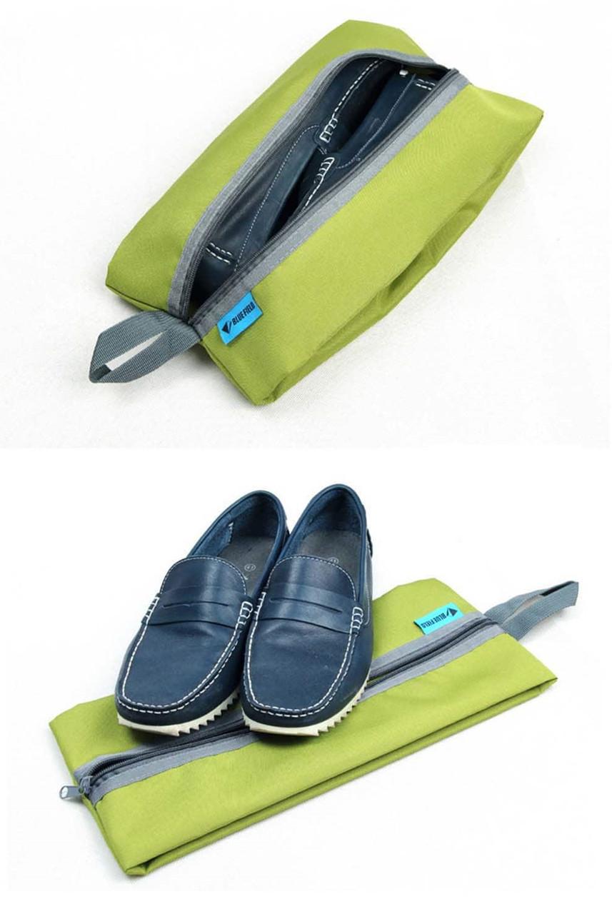 Bluefield сумка чехол для сменной обуви \ путешествий