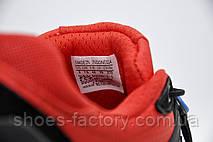 Кроссовки туристические в стиле Adidas Terrex Swift R2 GTX Gore-Tex, Black\Red, фото 2