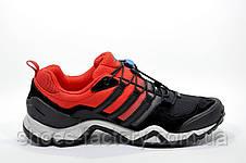 Кроссовки туристические в стиле Adidas Terrex Swift R2 GTX Gore-Tex, Black\Red, фото 3