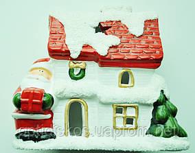 Керамический домик-подсвечник  №229, фото 2