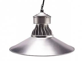 Светодиодный светильник Luxel металлический (highbay) 235х150мм IP20(LHB-72C 72W)