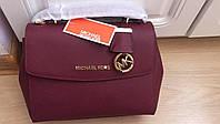 Женская сумка через плечо Michael Kors Ava 25 см (реплика), фото 1