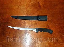 Нож  grand way не ХО филейный для крупной рыбы в ножнах