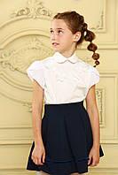 Стильная школьная блузка, фото 1