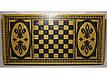 Набор 2-в-1: нарды + шахматы (БАМБУК), фото 2