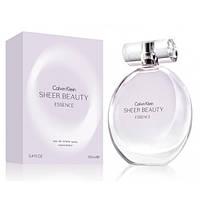 Женская туалетная вода Calvin Klein Sheer Beauty Essence edt 100 ml (лиц.)