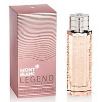 Женская парфюмированная вода Mont Blanc Legend Pour Femme edp 75 ml (лиц.)
