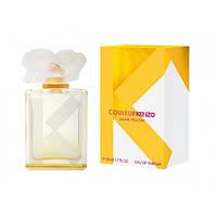 Женская парфюмированная вода Kenzo Couleur Jaune-Yellow edp 100 ml (лиц.)