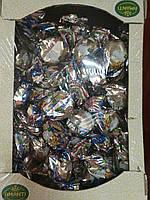 Конфеты грильяж мультизлак молочный в шоколаде