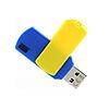 USB Флешка Goodram COLOUR 8Gb Ukraine Blue/Yellow (UCO2-0080BYR11)