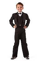 """Детский костюм для выступления """"Фрак черный"""""""
