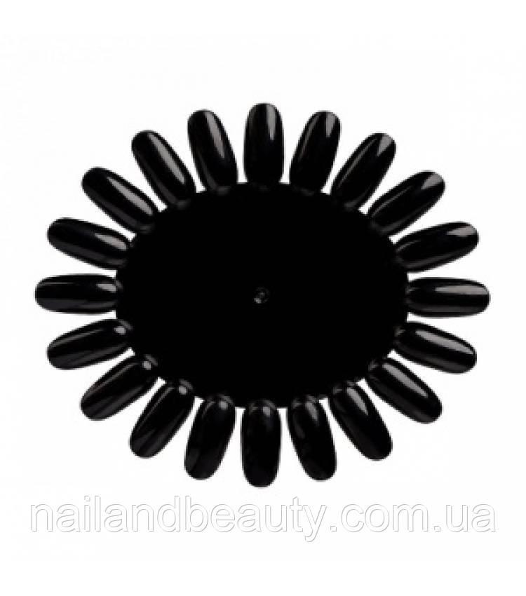 Палитра для лаков и дизайна черная