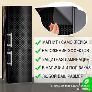 Самоклеющаяся пленка для холодильника, Самоклейка, 180 х 60 см, Лицевая