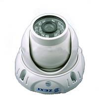 """Камера для внутреннего и наружного видеонаблюдения 842d6, матрица 1/3"""" sony ccd, 420 твл, ночная съемка"""