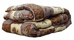 Одеяло на овчине полуторные