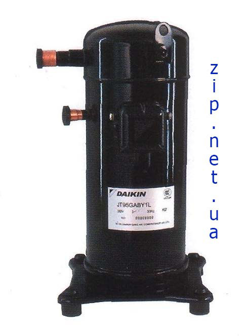 Компрессор DAIKIN JT125GBBY1L  (45.183 BTU) R404A,R407C,R134a