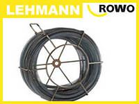 Стандартная спираль 16мм* 2,3м  для прочистки канализации, фото 1