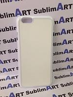Чехол для 2D сублимации пластиковый Iphone 6/6s белый
