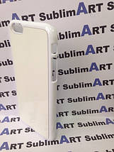 Чехол для 2D сублимации пластиковый Iphone 6/6s белый, фото 3