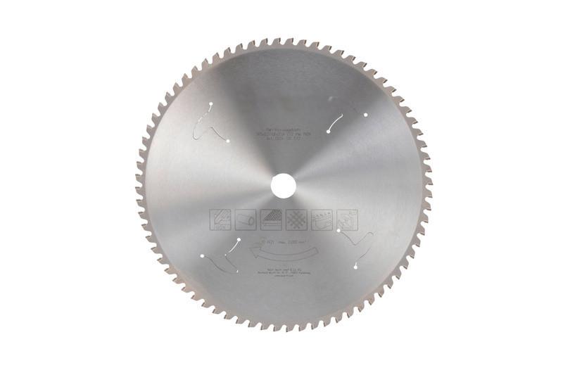 Пильный диск для распиловки стали, нержавеющей стали , цветных металлов и других материалов 305 x 2,2 / 1,8 x