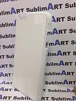 Чехол для 2D сублимации пластиковый Iphone 6/6s Plus белый