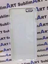 Чехол для 2D сублимации пластиковый Iphone 6 Plus белый , фото 2