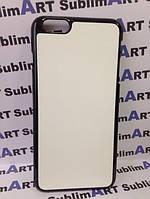 Чехол для 2D сублимации пластиковый Iphone 6 Plus черный