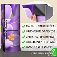 Как изменить цвет холодильника, Самоклейка, 180 х 60 см, Лицевая