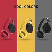 Беспроводные наушники Bluedio TM Red Bluetooth 5.0, фото 4