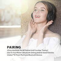 Беспроводные наушники Bluedio TM Red Bluetooth 5.0, фото 8