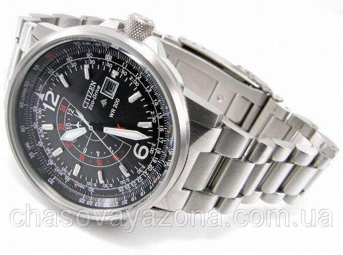 Часы Citizen Promaster Eco- Drive BJ7010-59E NIGHTHAWK