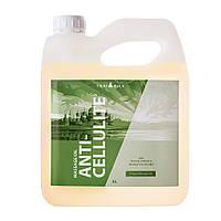 """Профессиональное массажное масло """"Anti-cellulite"""" 3 литра (Антицеллюлитное) (професійне масажне антицелюлітне)"""