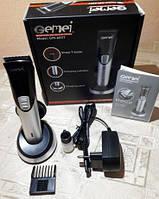 Машинка для стрижки Gemei GM 6037 + триммер
